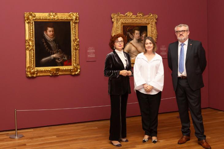 """El Museo del Prado presenta """"Sofonisba Anguissola y Lavinia Fontana. Historia de dos pintoras"""""""