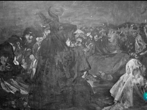 Las pinturas negras de Francisco de Goya