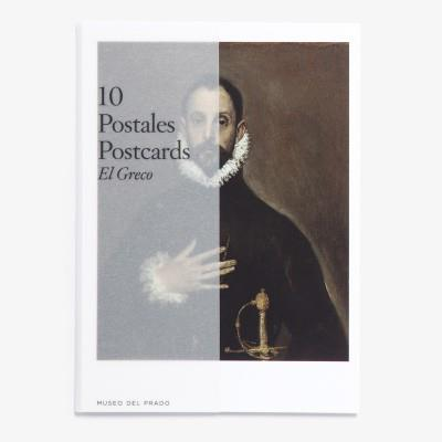 El Greco Ten Postcards Pack