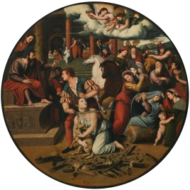 The Martyrdom of Saint Agnes