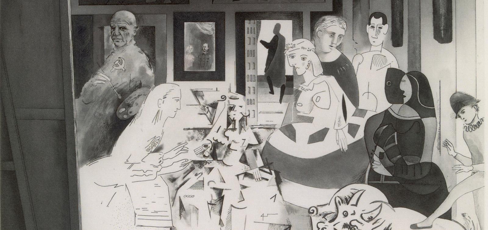 Richard Hamilton: Picasso's meninas