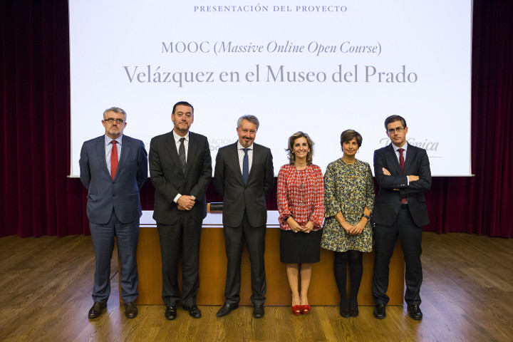 El Museo del Prado lanza su primer MOOC en colaboración con Telefónica a través de Miríada X