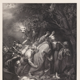 El Prendimiento de Cristo