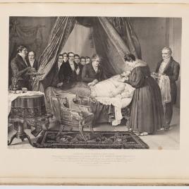La enfermedad de Fernando VII
