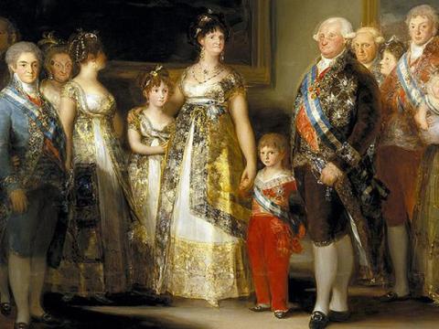 <em>La familia de Carlos IV</em>, Francisco de Goya y Lucientes, comentada por Maruja Mallo
