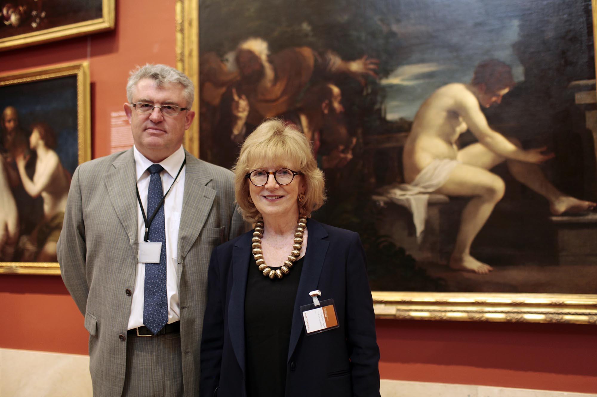 El Museo del Prado dedicará su próxima Cátedra al análisis crítico de las pinturas italianas barrocas en las colecciones españolas
