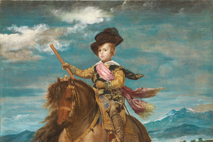The Museo del Prado is taking an exhibition on Velázquez to Japan