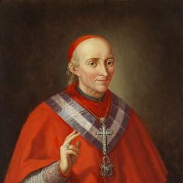 El cardenal Francisco Antonio de Lorenzana, arzobispo de Toledo (copia)