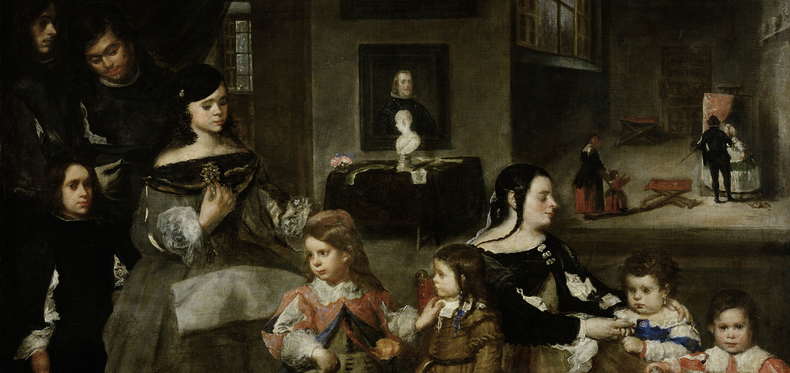 Velázquez and the Family of Philip IV