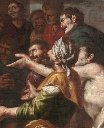 Invencibles en el Prado. José ordena la prisión de Simeón