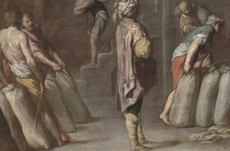 José, compasivo y acogedor