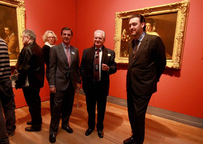 The Museo del Prado is extending its major exhibition The Hermitage in the Prado for a further two weeks