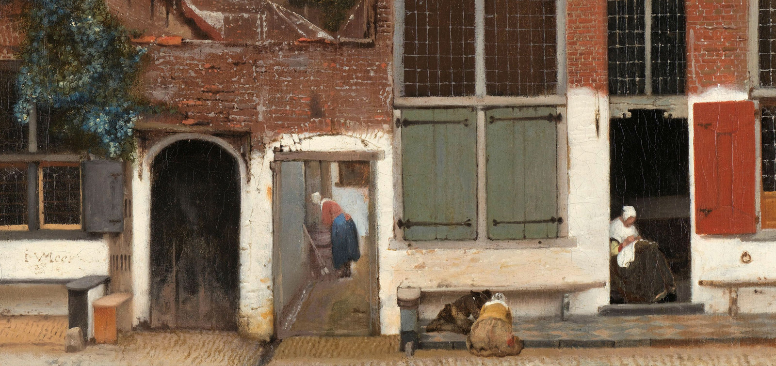 Velázquez, Rembrandt, Vermeer. Parallel visions
