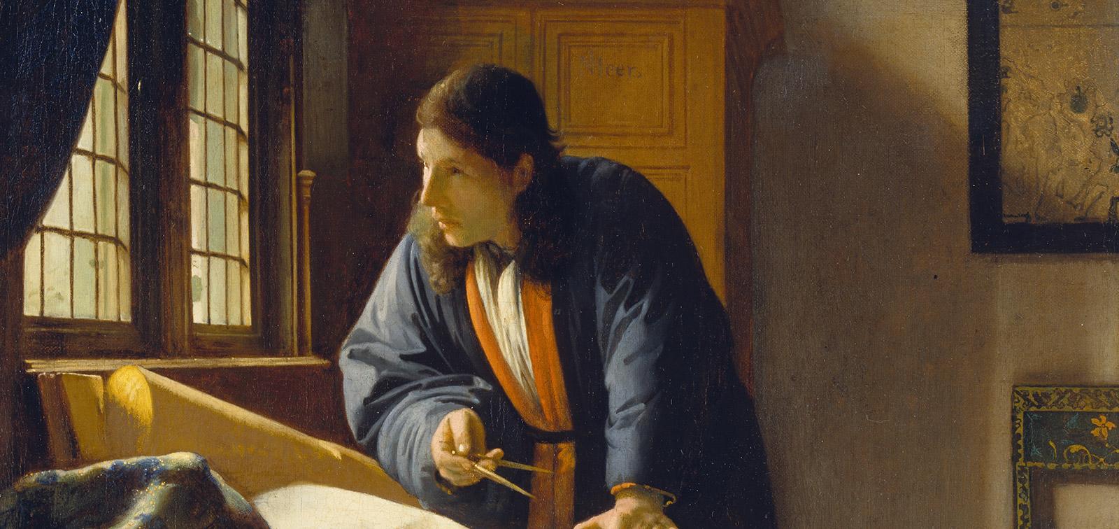 Velázquez, Rembrandt, Vermeer. Miradas afines