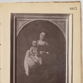 Virgen con el Niño