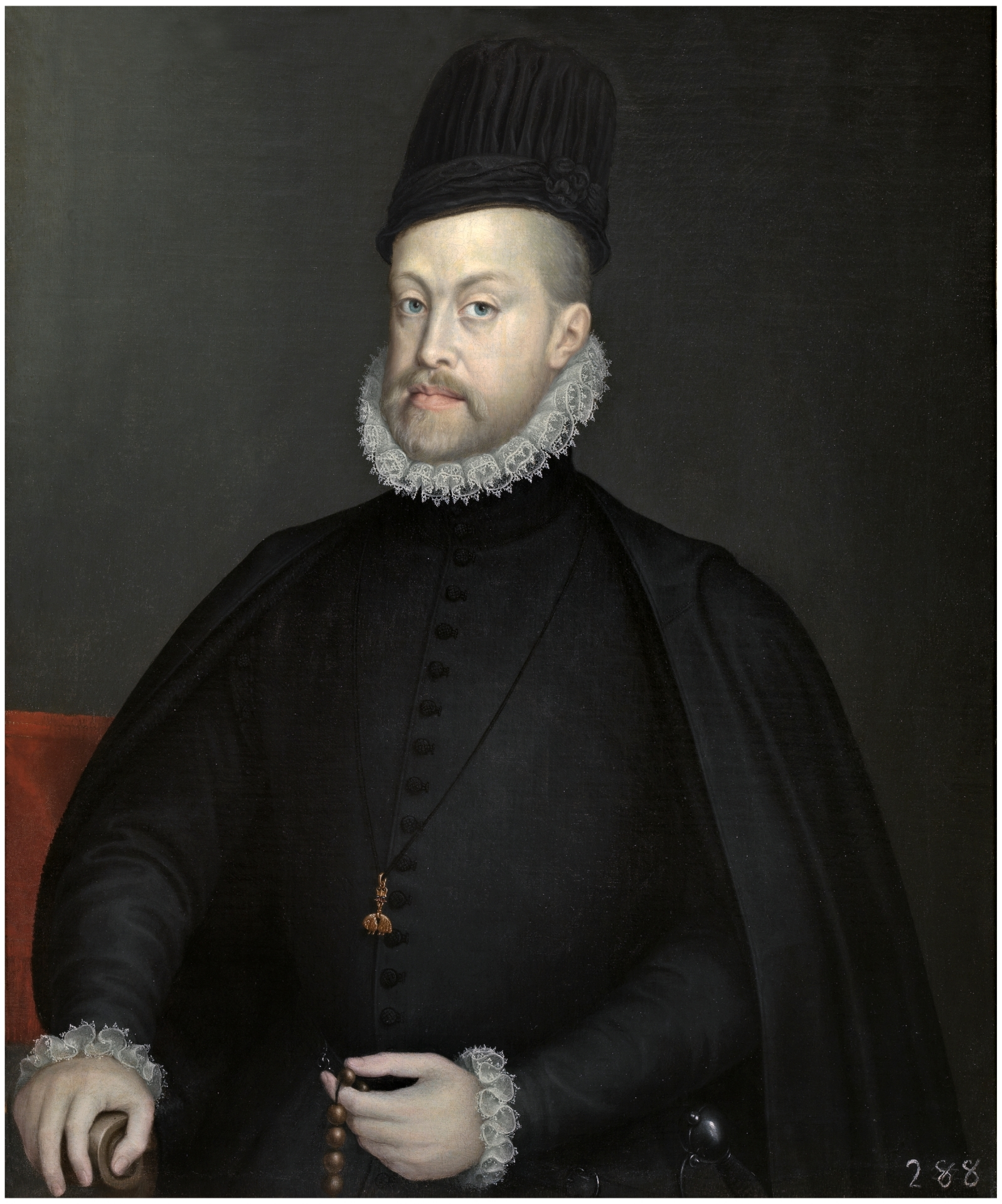 Felipe II - Colección - Museo Nacional del Prado