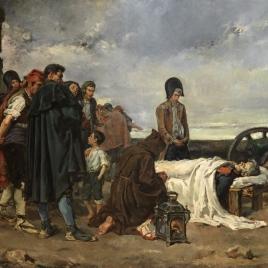 El cadáver de Álvarez de Castro