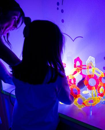 Las formas de la luz