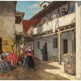 La casa de Tócame-Roque