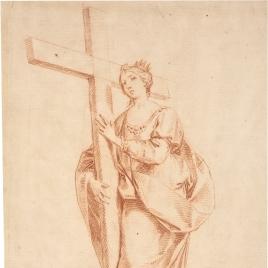 Santa Elena con la Cruz