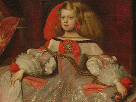 <em>La infanta doña Margarita de Austria</em>, Juan Bautista Martínez del Mazo, comentada por Salvador Espriu