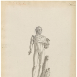 Júpiter portador de la égida (Júpiter, según Ajello)