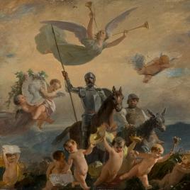 Alegoría del Quijote