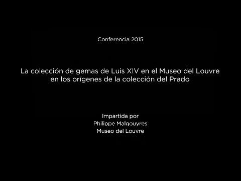 Conferencia: Las gemas de Luis XIV en el Louvre en los orígenes de la colección del Prado