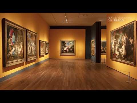 """""""Mythological Passions"""". Exhibition Timelapse"""