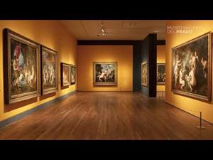 """Mythological Passions"". Exhibition Timelapse"