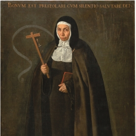 The Nun Jerónima de la Fuente