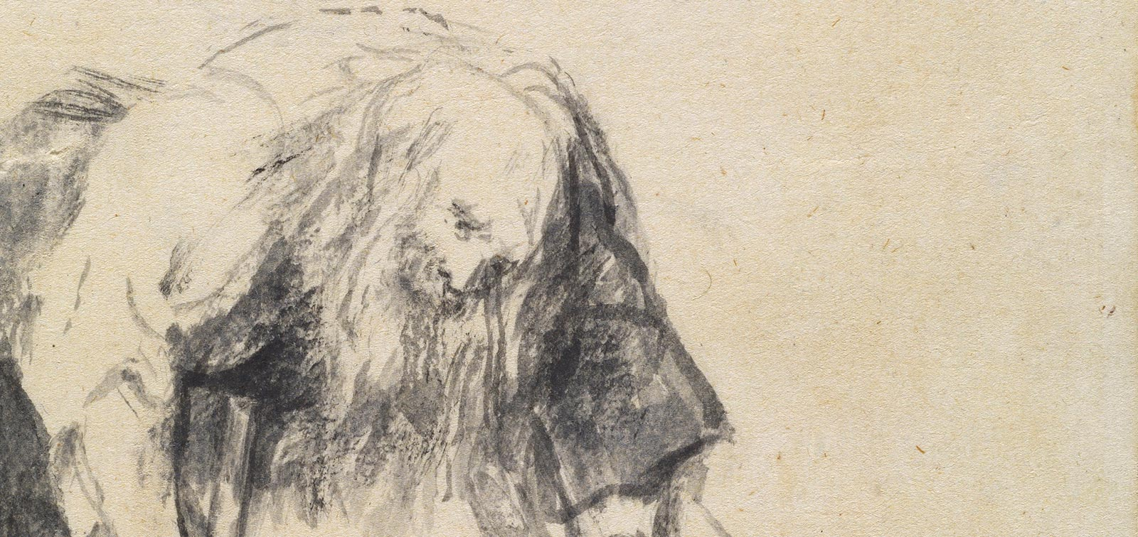 "Exposición. Goya. Drawings. ""Only my Strength of Will Remains"""