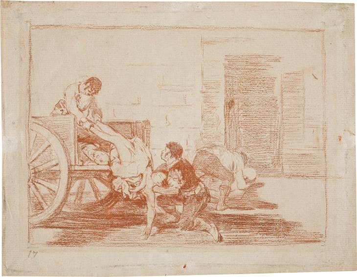 Desastres de la guerra. 1810-15