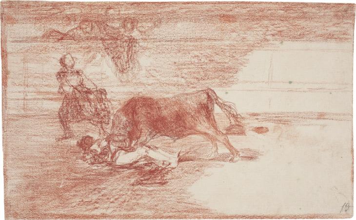 Tauromaquia. 1814-16