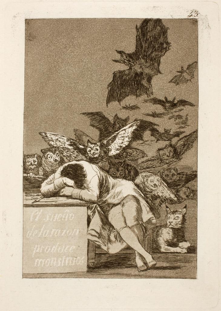Caprichos. 1797-99
