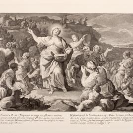 Paso del Mar Rojo por los israelitas