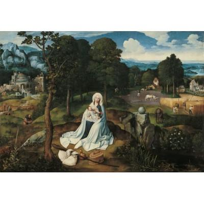 """Rest on the Flight from Egypt"""