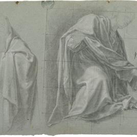 Anciano y San Pedro (?)