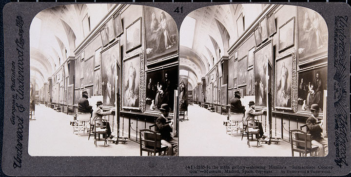 An evolving Museum 1879-1920