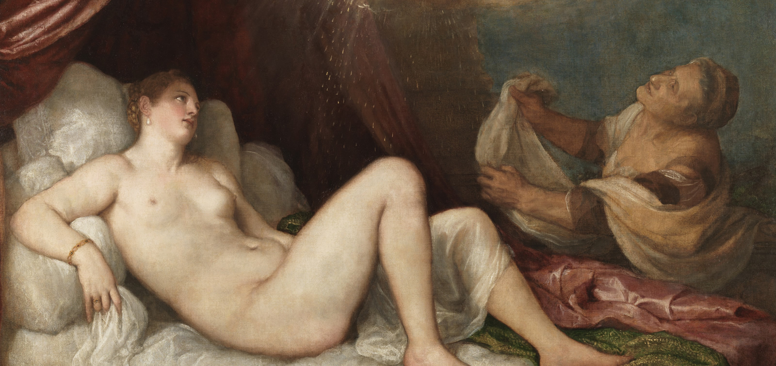 Image result for 'Danaë' (1551–3, The Wellington Collection, Apsley House)