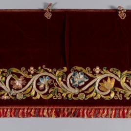 Colgadura de cama