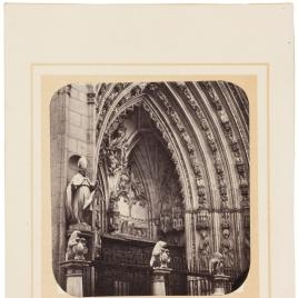 Puerta de los Leones de la Catedral de Toledo
