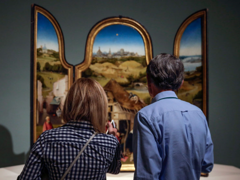 El Bosco ya cuenta con sala propia en el Museo del Prado