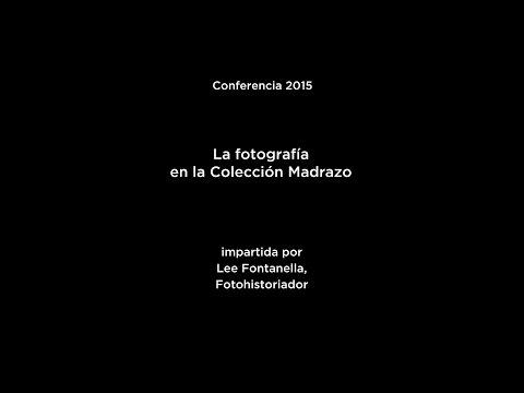 Conferencia: La fotografía en la Colección Madrazo