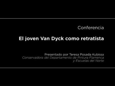 Conferencia: El joven Van Dyck como retratista