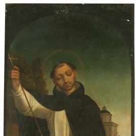 Saint Dominic of Guzmán