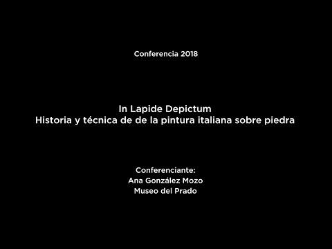 In Lapide Depictum. Historia y Técnica de la pintura italiana sobre piedra
