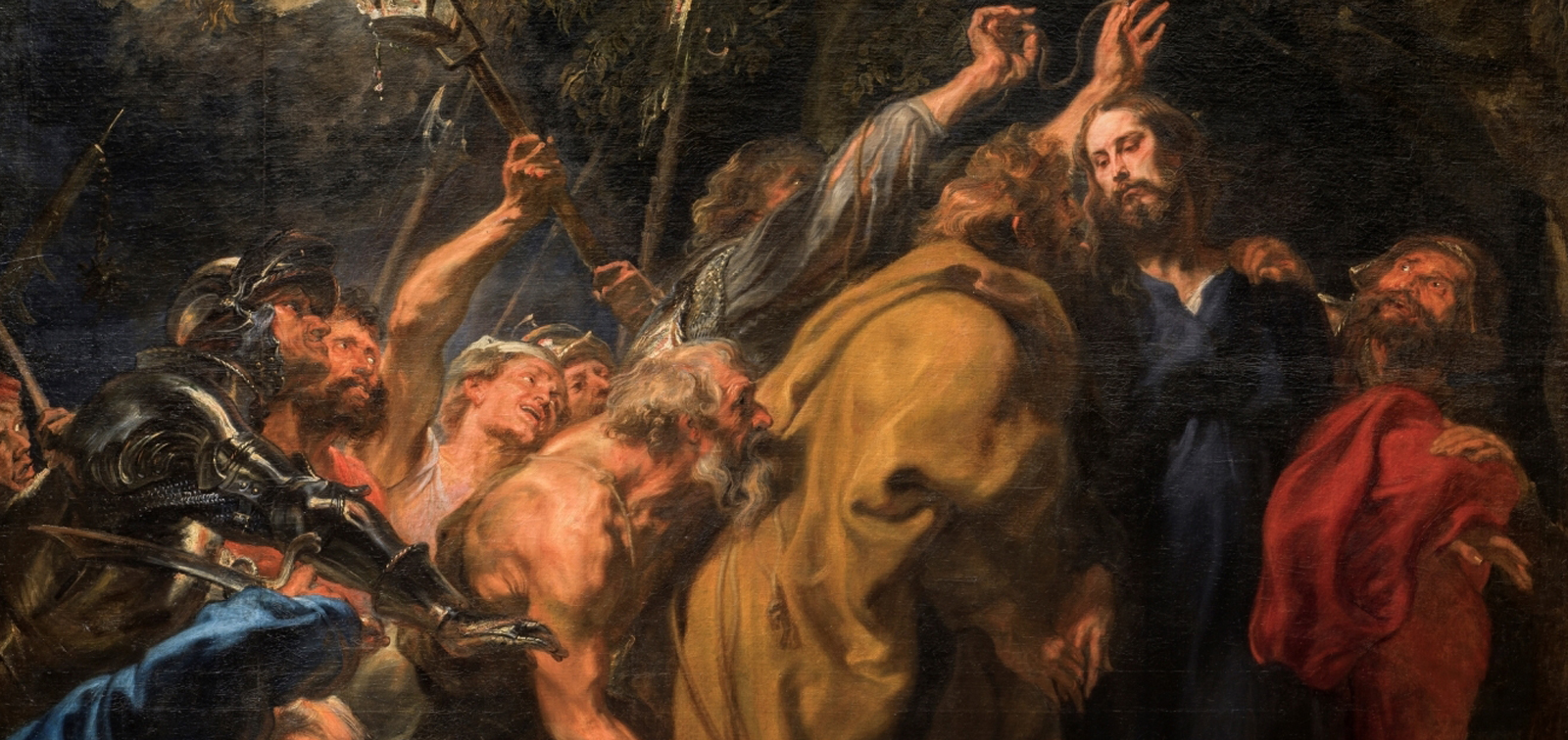 Una obra, un artista: <em>El Prendimiento de Cristo</em>, de Van Dyck