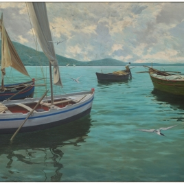 Marina (El golfo de Gaeta)
