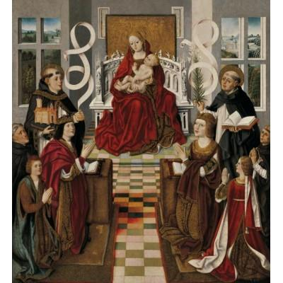 """The Virgin of the Catholic Monarchs"""